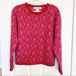Nomadic Traders Roll Neck Cozy Long Sleeve Sweater